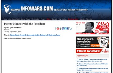 http://www.infowars.com/twenty-minutes-with-the-president/