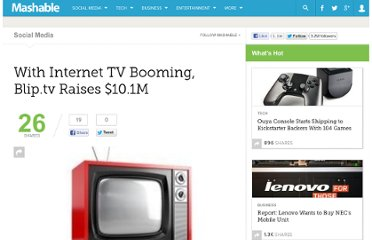 http://mashable.com/2010/05/19/blip-tv-raises-10-1-million/