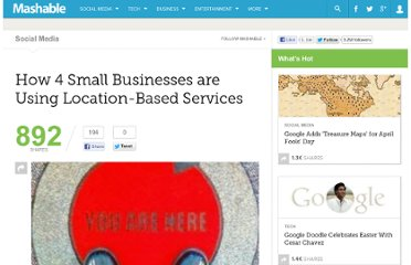 http://mashable.com/2010/10/15/geolocation-small-business/