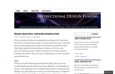 http://instructionaldesignfusions.wordpress.com/2010/10/15/stories-about-time-interactive-timeline-tools/