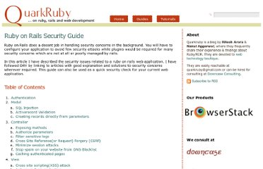 http://www.quarkruby.com/2007/9/20/ruby-on-rails-security-guide
