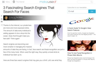 http://www.makeuseof.com/tag/3-fascinating-search-engines-search-faces/