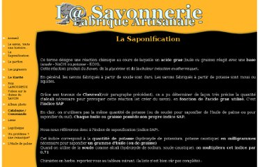 http://www.savonnerie.net/lasaponification/index.html