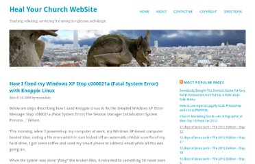 http://healyourchurchwebsite.com/2008/03/14/how-i-fixed-my-stop-c000021a-fatal-system-error-with-knoppix/