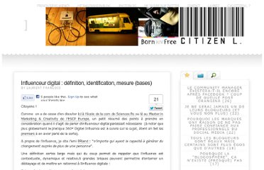 http://citizenl.fr/2010/10/influenceur-digital-definition-identification-mesure-bases/