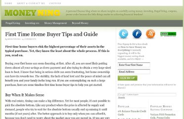 http://moneyning.com/housing/first-time-home-buyer-tips-and-guide/