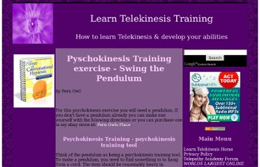 http://learn-telekinesis-training.com/pk-exercise-swing-pendulum.php