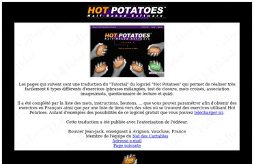 http://ecolestjeanb.free.fr/hot_potatoes/accueil.html