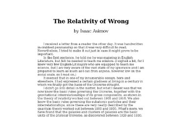 http://hermiene.net/essays-trans/relativity_of_wrong.html