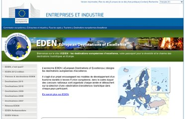 http://ec.europa.eu/enterprise/sectors/tourism/eden/index_fr.htm
