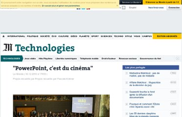 http://www.lemonde.fr/technologies/article/2010/10/17/powerpoint-c-est-du-cinema_1425723_651865.html
