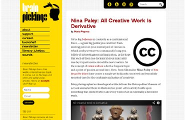 http://www.brainpickings.org/index.php/2010/10/13/nina-paley-creativity/