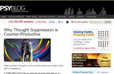 http://www.spring.org.uk/2009/05/why-thought-suppression-is-counter-productive.php