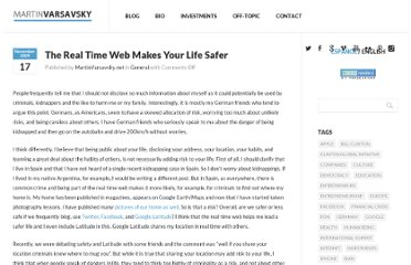 http://english.martinvarsavsky.net/general/the-real-time-web-makes-your-life-safer.html