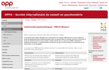http://www.opp.eu.com/be-fr/products/MBTI_step_I/Pages/default.aspx