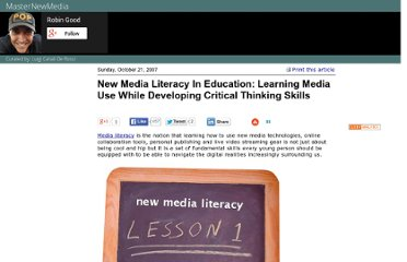 http://www.masternewmedia.org/learning_educational_technologies/media-literacy/new-media-literacy-critical-thinking-Howard-Rheingold-20071019.htm