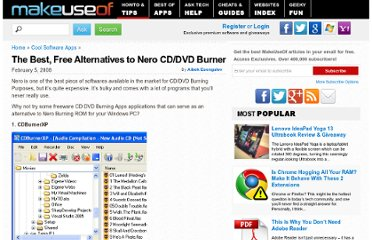 http://www.makeuseof.com/tag/the-best-free-alternatives-to-nero-cddvd-burner/