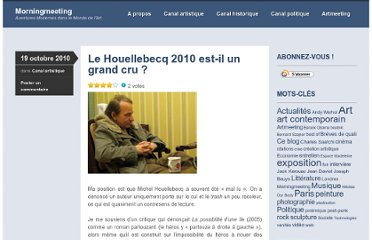 http://morningmeeting.fr/2010/10/19/le-houellebecq-2010-est-il-un-grand-cru/