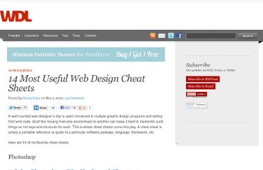 http://webdesignledger.com/resources/14-most-useful-web-design-cheat-sheets