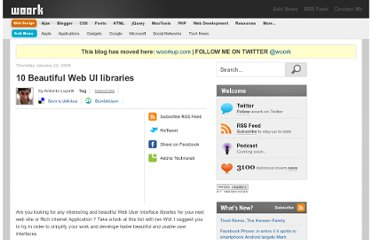 http://woork.blogspot.com/2009/01/10-beautiful-web-ui-libraries.html