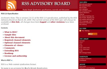 http://www.rssboard.org/rss-specification