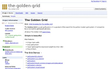 http://code.google.com/p/the-golden-grid/