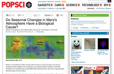 http://www.popsci.com/science/article/2010-09/mars-methane-changes-seasons-and-scientists-wonder-why