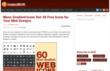 http://www.instantshift.com/2010/09/13/mono-gradient-icons-set-60-free-icons-for-your-web-designs/