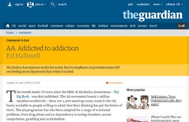 http://www.guardian.co.uk/commentisfree/belief/2009/apr/28/alcoholics-anonymous-12-step-religion