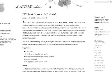 http://www.academichic.com/2010/05/11/diy-tank-dress-with-pockets/