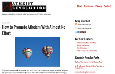 http://www.atheistrev.com/2010/04/how-to-promote-atheism-with-almost-no.html