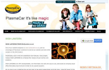 http://www.plasmacar.org.uk/about-plasmacar-org-uk/wish-lantern/