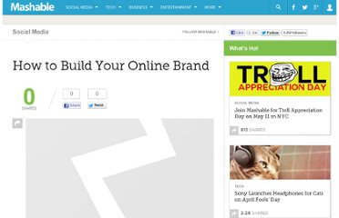 http://mashable.com/2008/07/18/building-your-online-brand/