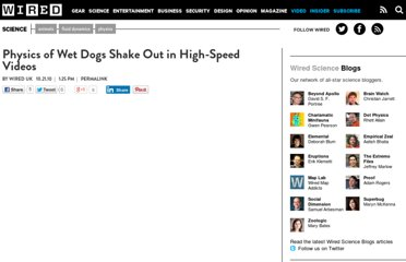 http://www.wired.com/wiredscience/2010/10/dog-drying-physics/