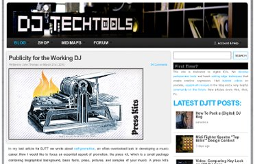 http://www.djtechtools.com/2010/03/21/publicity-for-the-working-dj/