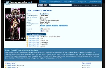 http://www.mangareader.net/113/death-note.html