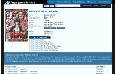 http://www.mangareader.net/301/defense-devil.html