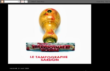 http://le-tampographe-sardon.blogspot.com/search?updated-max=2009-08-21T11%3A33%3A00%2B02%3A00&max-results=50