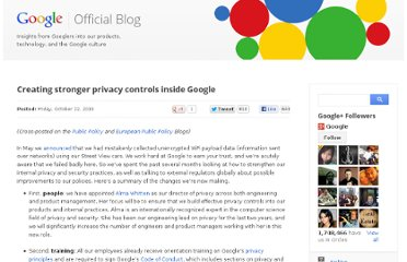 http://googleblog.blogspot.com/2010/10/creating-stronger-privacy-controls.html