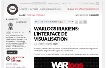 http://owni.fr/2010/10/22/wikileaks-warlogs-irak-application-interface-visualisation/