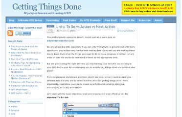 http://gtd.marvelz.com/blog/2007/10/09/lists-to-do-vs-action-vs-next-action/