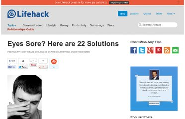 http://www.lifehack.org/articles/lifehack/eyes-sore-here-are-22-solutions.html