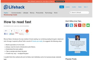http://www.lifehack.org/articles/lifehack/how-to-read-fast.html