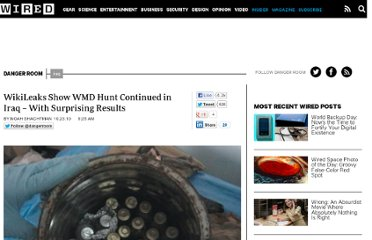 http://www.wired.com/dangerroom/2010/10/wikileaks-show-wmd-hunt-continued-in-iraq-with-surprising-results/