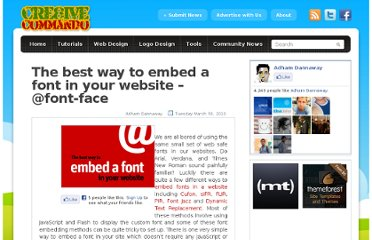 http://www.cre8ivecommando.com/the-best-way-to-embed-a-font-in-your-website-2025/