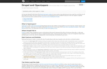 http://zzolo.org/thoughts/drupal-and-openlayers