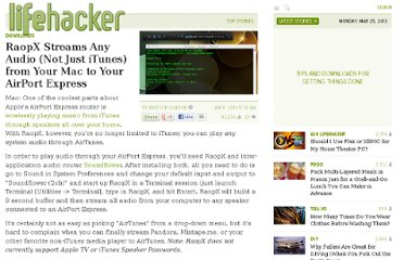 http://lifehacker.com/5443786/raopx-streams-any-audio-not-just-itunes-from-your-mac-to-your-airport-express