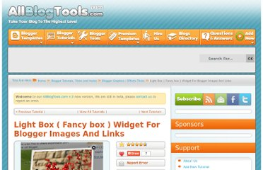 http://www.allblogtools.com/tricks-and-hacks/light-box-fancy-box-widget-for-blogger-images-and-links/