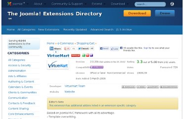 http://extensions.joomla.org/extensions/e-commerce/shopping-cart/129