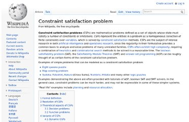 http://en.wikipedia.org/wiki/Constraint_satisfaction_problem